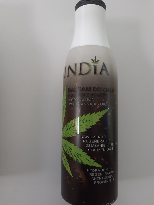 Lotion (baume)corps India 400ml
