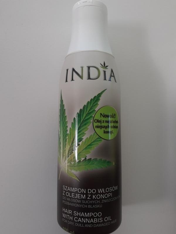Shampoing India 400ml